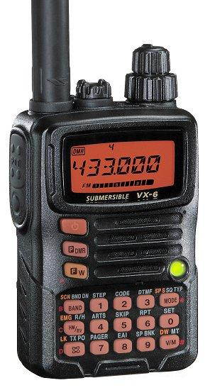 Продам Портативная рация Yaesu VX-6R