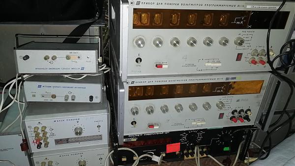 Продам В1-13 калибратор