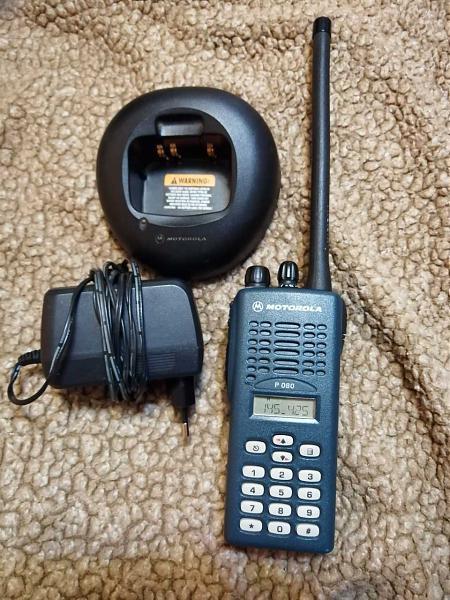 Продам Motorola P-080 vhf