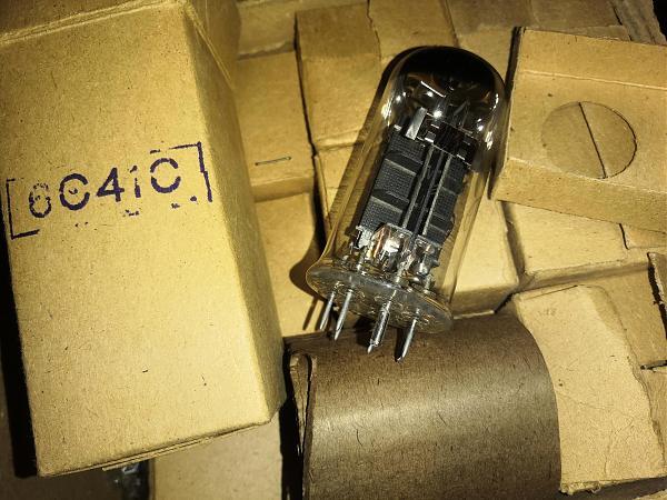 Продам Лампы 6С41С
