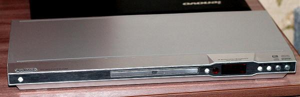 Продам dvd video player sd 250 sr