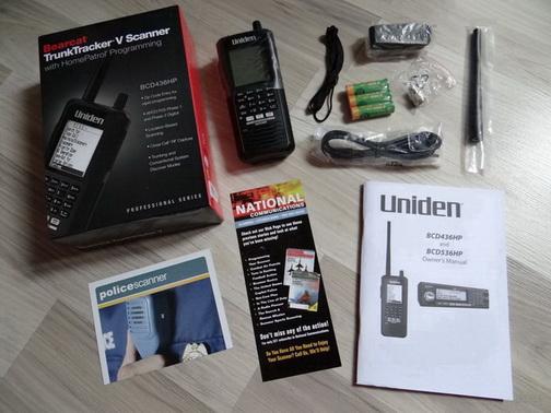 Продам Uniden BCD 436 HP