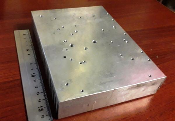 Продам Алюминиевый радиатор