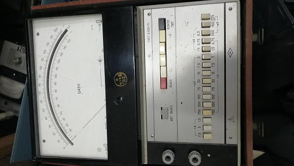 Продам Точные лабораторные вольтметры и амперметры