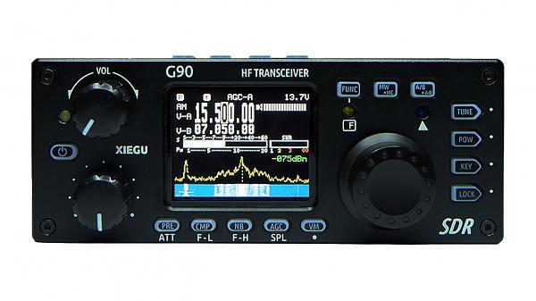 Продам Миниатюрный КВ (SDR) трансивер G90