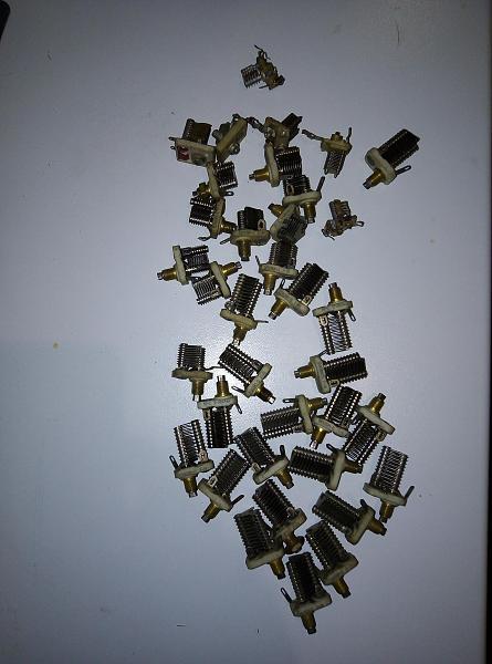 Продам Переменные конденсаторы на керамике