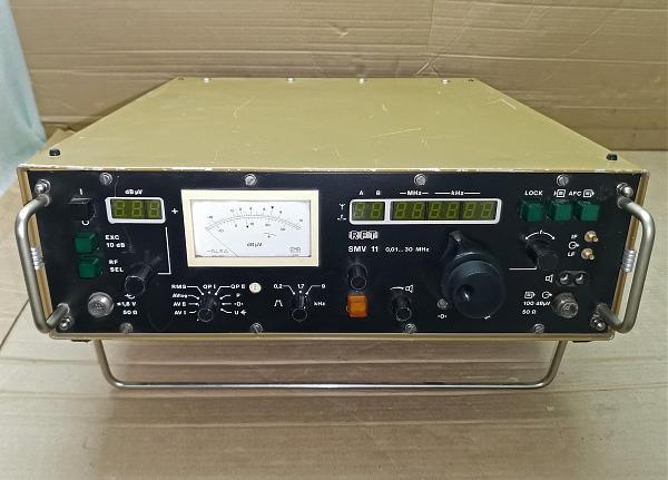 Продам Селективный микровольтметр SMV11