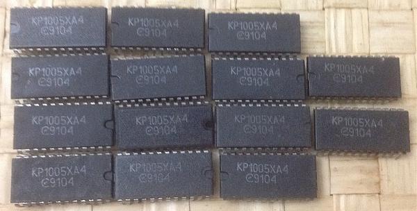 Продам Микросхема КР1005ХА4