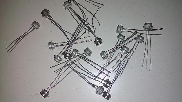 Продам Транзисторы 2т312 и др