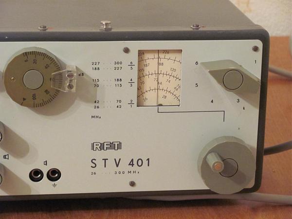 Продам Вольтметр RFT STV401