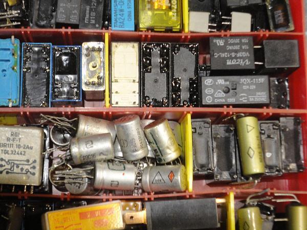 Продам радиодетали