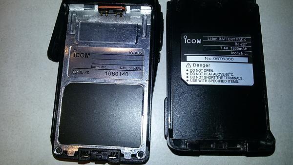 Продам Icom IC-V85 - 136-174 Мгц+комплект