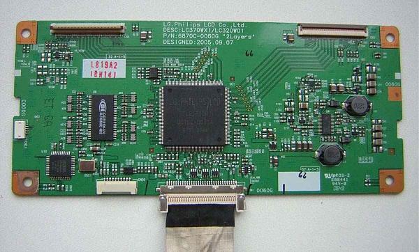 Продам t-con LC370WX1/LC320W01
