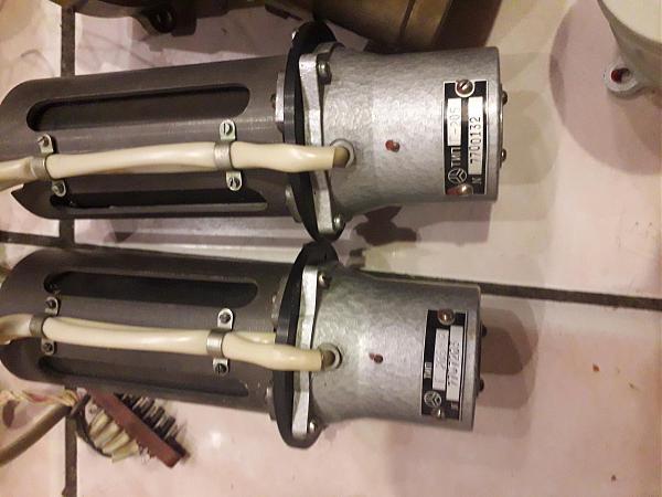 Продам Реверсивные Двигатели от самописцев. Все новые