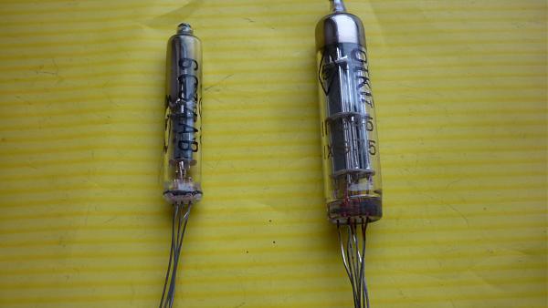 Продам Радиолампы 1Ж29Б, 6Н16Б-В, 6Ж2Б-В, 6Ж1Б-В, ТГ-1Б-В