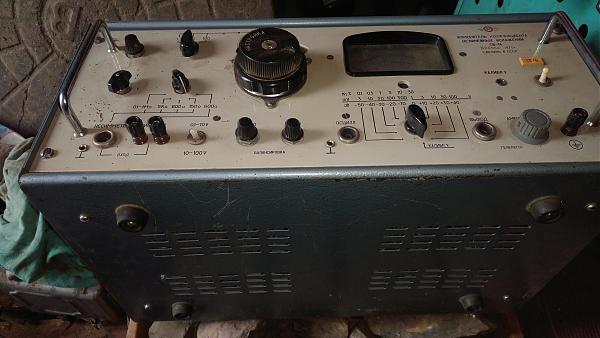 Продам Измеритель С6-1а 1970г