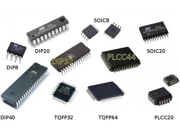 Продам Микроконтроллеры и программируемые микросхемы