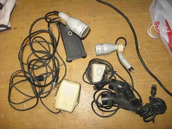 Продам Гарнитуры и микрофоны