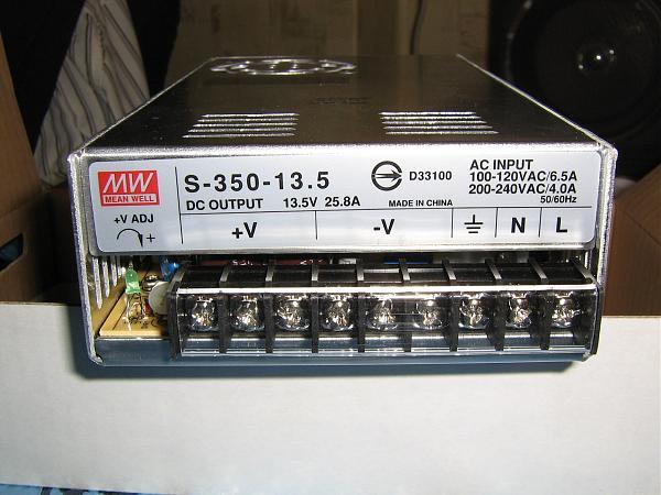 Продам Блок питания трансивера MeanWell S-350-13.5