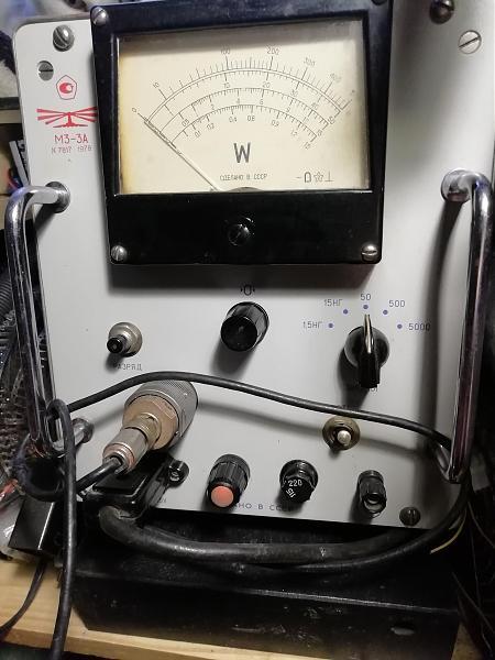Продам измеритель мощьности м3-3а