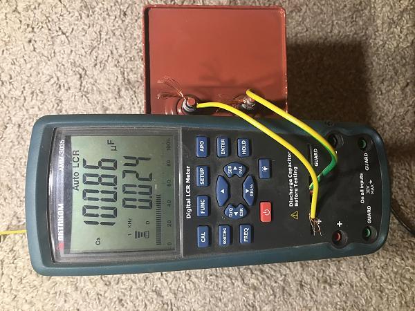 Продам К75-40 высоковольтный конденсатор