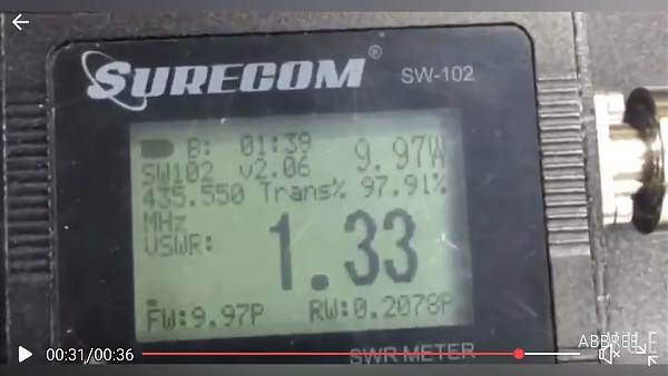 Продам QSO 1 час в Западной Сибири, город Курган, TYT-UV8