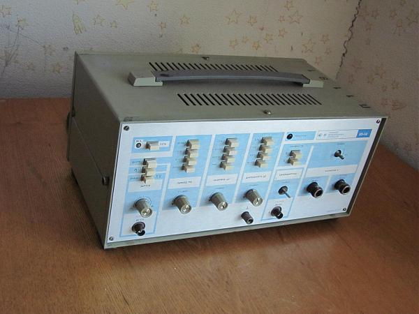 Продам Генератор испытательных импульсов И1-14