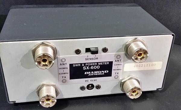 Продам КСВ метр Diamond SX-600