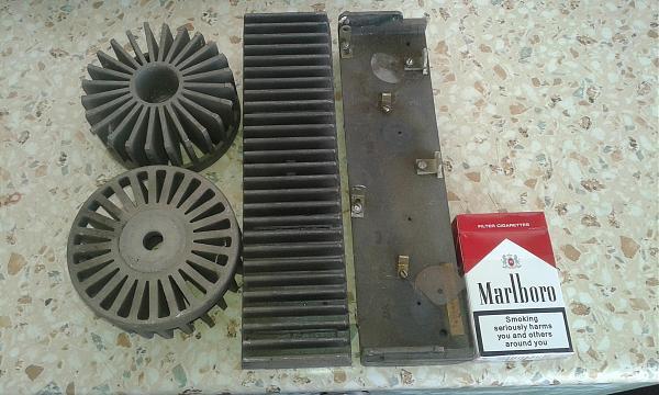 Продам радиаторы охлаждения