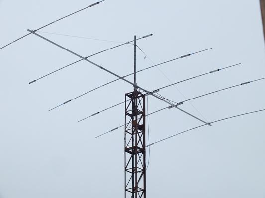 Продам Японская антенна 6SDXX 6 эл 10-15-20 метров