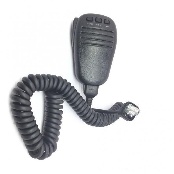 Продам ДЭМШ-1А микрофон тангента к рации Yaesu (лот 1)