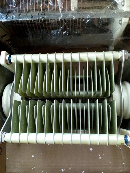 Куплю Переменный конденсатор