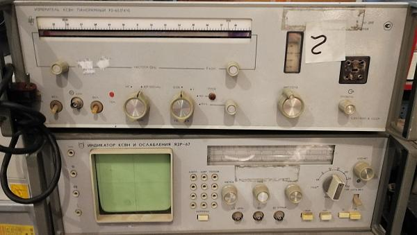 Продам Р2-65 измеритель КСВН