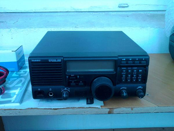 Продам FT-600 (System 600)