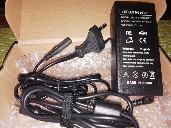 Продам Адаптер питания LDC AC ModelST-C-075-12000500CT