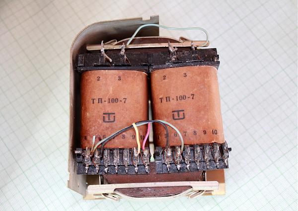 Продам Трансформатор ТП-100-7 на витом сердечнике