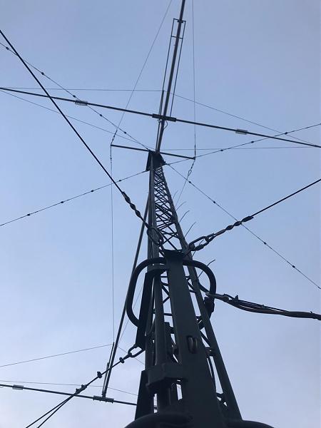 Продам Мачта выдвижная, с станком подъемником