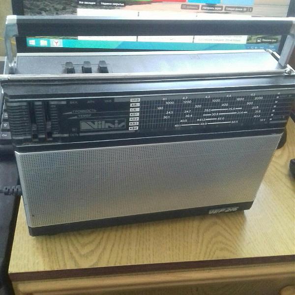 Продам Радиоприемник VEF216 Vilnis