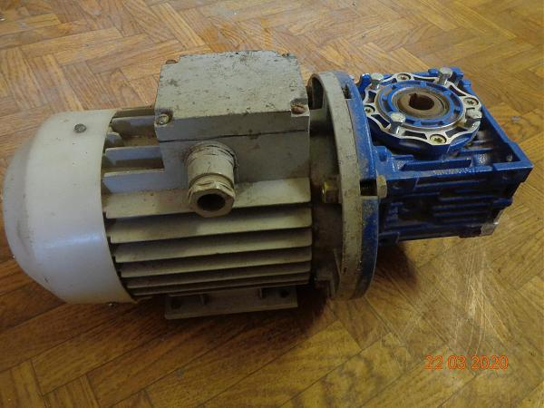 Продам Мотор редуктор 0.25 квт