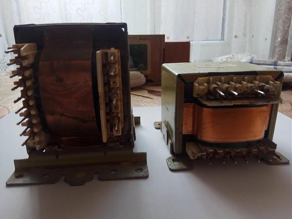 Продам Трансформаторы от музыкальных центров