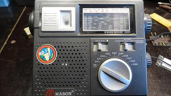 Продам Приёмник 4 канала -1200 мгц.аудио-видео