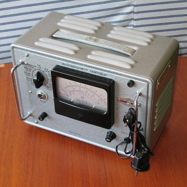 Продам Вольтметр В3-13 (милливольтметр), СССР 1969 г