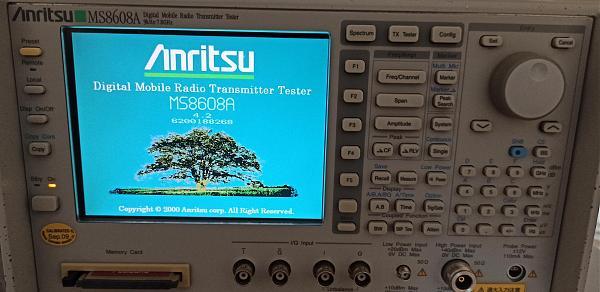 Продам Анализатор спектра Anritsu MS8608A
