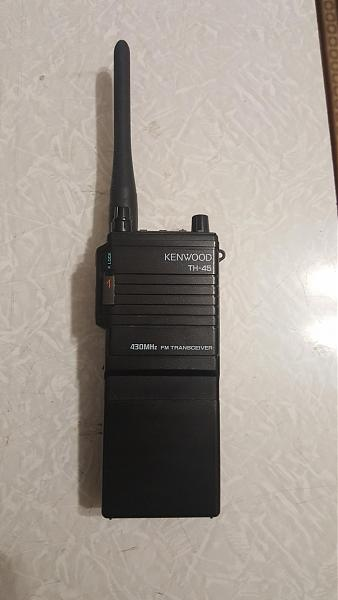 Продам kenwood th-45