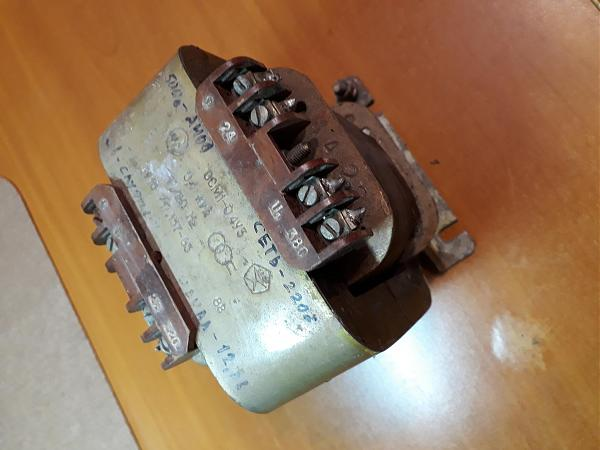 Продам Трансформатор ОСМ1-0,4У3 для лампового КВ УКВ УМ