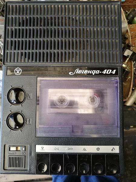 Продам магнитофон Легенда 404
