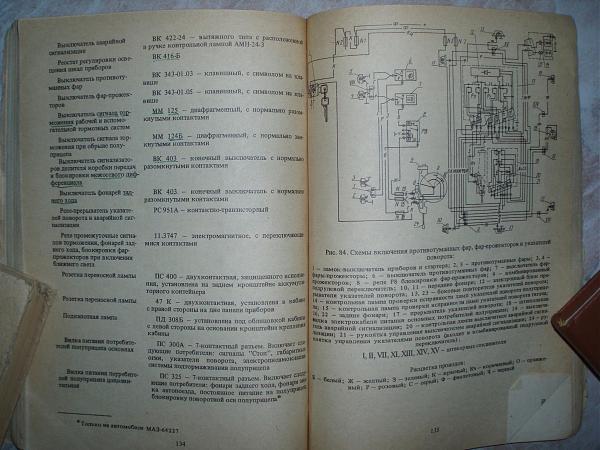 Продам Автомобили МАЗ-64227 и МАЗ-54322. Руководство по Э