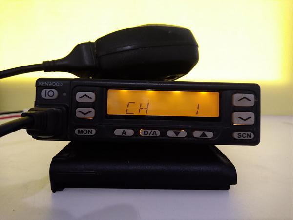 Продам kenwood tk-768