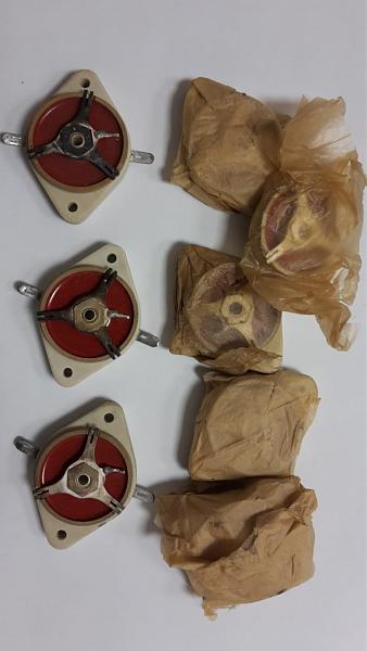 Продам керамический подстроечный конденсатор