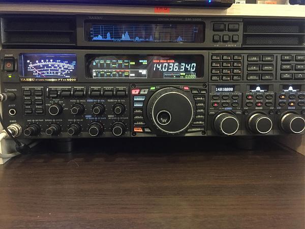 Продам YAESU FT DX 5000mp